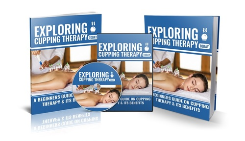 Product picture Exploring Cupping Therapy Guidebook and Video Course